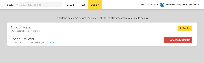 Deploying Cross-Platform Voice Apps With BotTalk